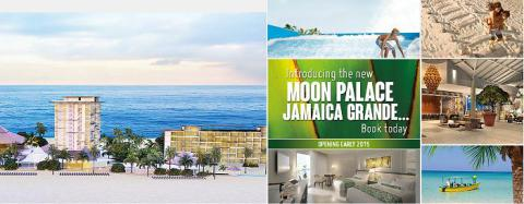 Located in Ocho Rios, Jamaica, Moon Place Jamaica Grande includes up to $1500 in resort credits.